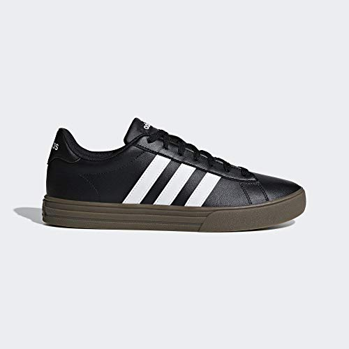 Adidas Daily 2.0, Zapatillas para Hombre, Negro (Black F34468), 43 1/3 EU