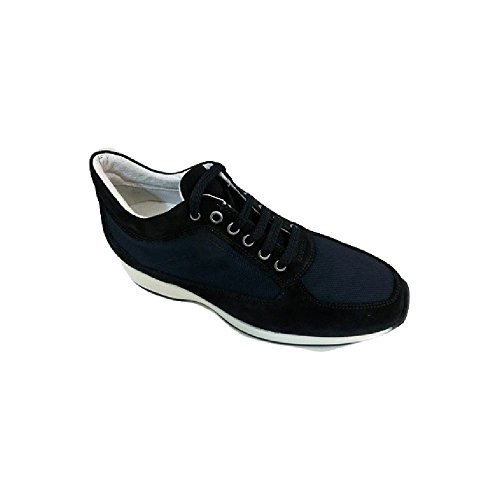 Scarpe uomo Soldini made in italy am49 Bleu (46)