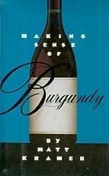Making Sense of Burgundy