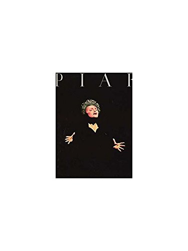 Piaf. Sheet Music for Piano, Vocal & Guitar(with Chord Symbols)