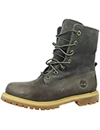 Timberland AUTHENTICS SUEDE ROLL-TOP Botas Mujeres