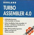 Borland, Turbo Assembler 4.0