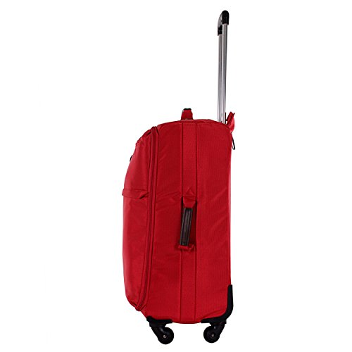 Bric's  Laptop Rollkoffer, 24 cm, 10 L, Rot Rot