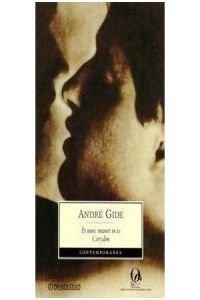 Et nunc manet in te corydon (Contemporanea (debolsillo)) por Andre Gide