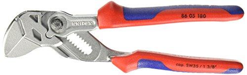Knipex 86 05 180 SB Zangenschlüssel Länge: 185 mm