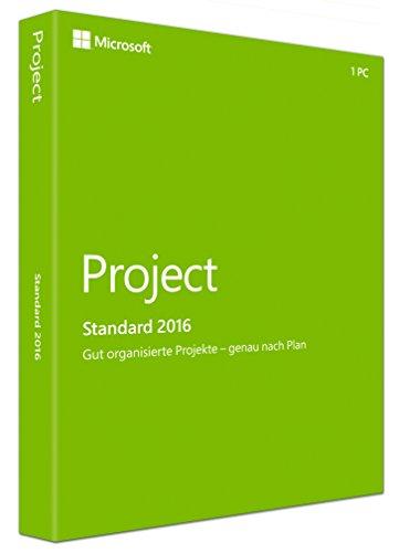 Pro 7 Windows 64-bit-schlüssel (Original Microsoft® Project 2016 Standard Lizenzschlüssel + S2 ISO DVD Deutsch. Reboxed. Gültig für die Audit Prüfung von Microsoft)
