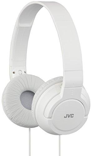 JVC HA-S180-E Casque Supra-Aural Léger - Blanc