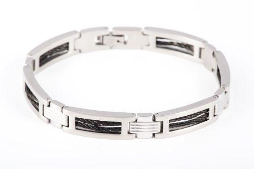 Bracelet Homme - Acier inoxydable 28 Gr