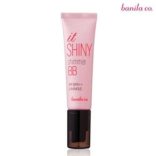 [banila co] It Shiny Shimmer BB Cream SPF38 PA++ 30ml (#1 luminous) by Banila co.