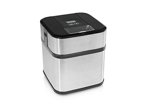Máquina de helados Princess 282605 – Prepare helado casero – Capacidad de...