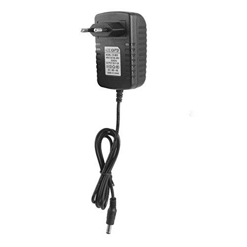 WINOMO Professionelle Universal AC 100-240V DC 6V 2A 5,5 x 2,1 mm Stecker-Netzteil Ladegerät - 1 Stück 6v Ac-adapter