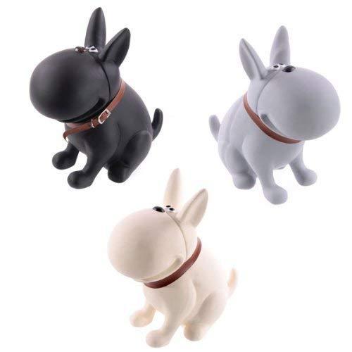 Cute Bull Terrier Keramik-Spardose 22cm -
