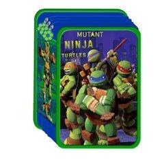 Astuccio 3zip mutant ninja turtles colori giotto 45pz