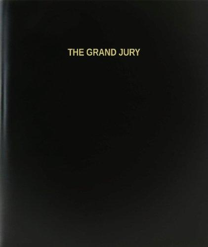 """BookFactory® El gran jurado libro de registro/diario/diario página–120, 8,5""""x11,"""" negro Hardbound (xlog-120–7cs-a-l-black (el gran jurado libro de registro))"""