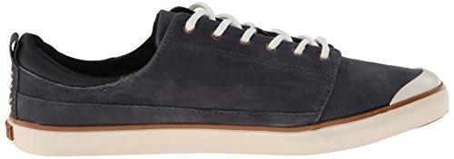 Reef Girls Walled Low Le Sneakers Women dark grey / gris Taille 10.0 dark grey/gris