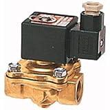Magnetventil (2/2) stromlos offenvorgesteuert 230 V 50-60 Hz Rp1Messing NW 25,0