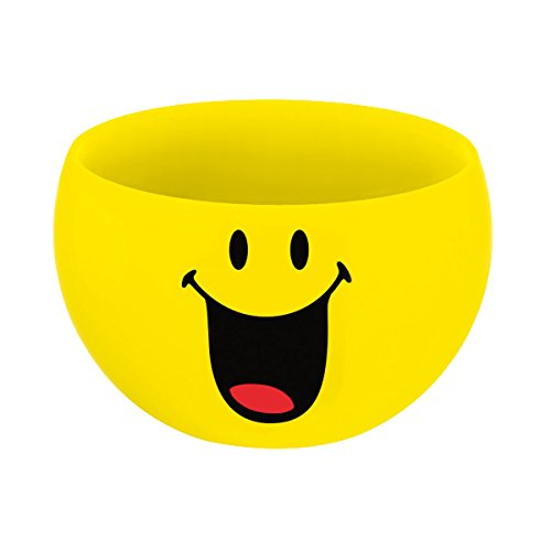 Zak! designs 6727-014 Smiley Bol, Jaune