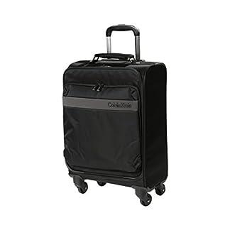 Calvin Klein  Trolley para portátiles, 48 cm, 39 L, Negro