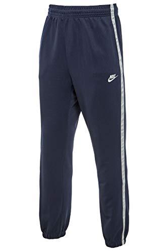 Nike Mens Pant Navy Tribute Tracksuit Bottoms Track Pant New 678637 451 (Medium) (Track Mens Pants)