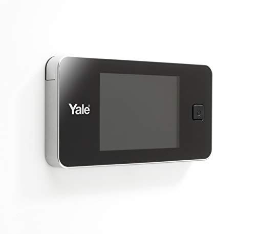 Yale 45050014326010, Mirilla digital estándar Cromada