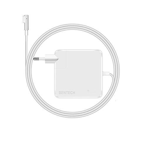 "BENTECH Cargador Macbook Pro, Adaptador de Corriente MagSafe 60W para Apple Macbook Pro 13\""A1278 - Cargador Mac Book Air de 13\"", Cargador MacBook 2009 2010 2011 hasta Mediados de 2012"