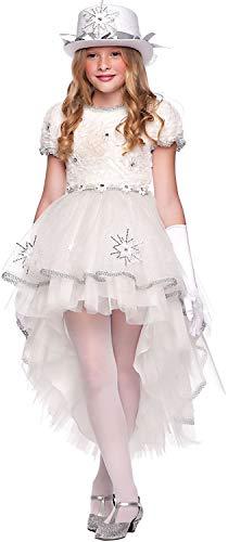 Carnevale Elsa Kostüm Frozen - Carnevale Venizano CAV51021-5 - Kinderkostüm Regina DEI GHIACCI Baby - Alter: 1-6 Jahre - Größe: 5
