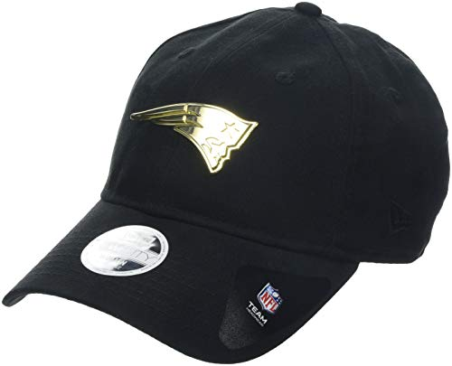 New Era Badge Slck Wls920 Cap, Black, OSFA