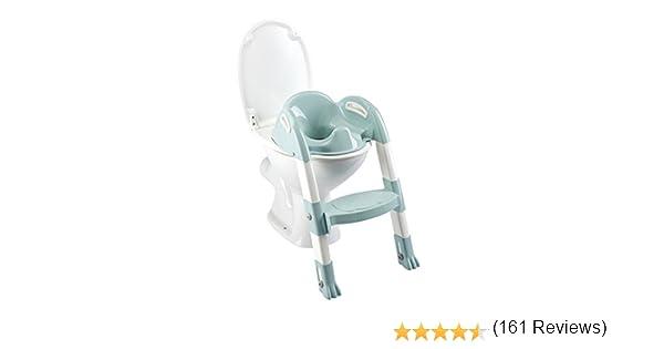 THERMOBABY Kiddyloo R/éducteur de WC Blanc Muguet