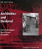 Architektur und Denkmal - Oskar Spital-Frenking