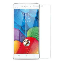 Vivo Y21L Mobile Tempered Glass In Transparent Colour
