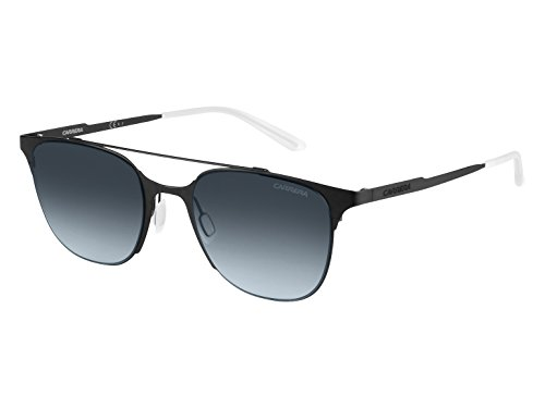 Carrera Unisex-Erwachsene 116/S Hd Sonnenbrille, Schwarz (Negro), 51