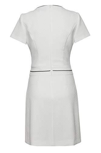 HUGO Damen Kleid Katniss Weiß (Katniss Kostüm Kleid)