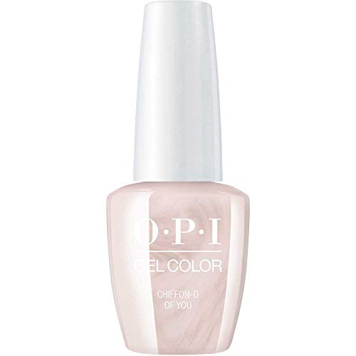 OPI Vernis Gel Color Collection Sheer GCSH3 - Chiffon-d