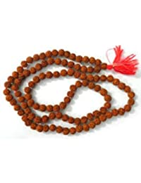 PTM Certified Natural 100% Original Rudraksha Mala With Certificate Of Authenticity-5