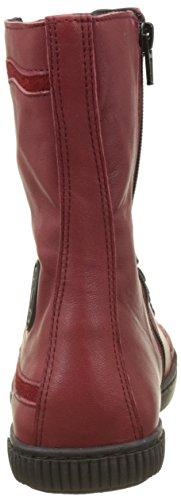Pataugas Damen Basic/N Kurzschaft Stiefel Rot (Rot)
