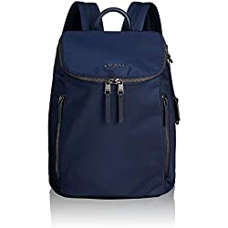 Tumi Voyageur Bryce Backpack Mochila Tipo Casual, 34 cm, Azul (Navy)