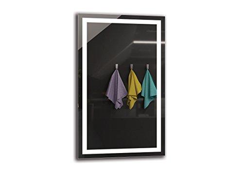 Espejo LED Premium   Dimensiones Espejo 60x100 cm