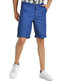 DJ&C Men's Cotton Shorts