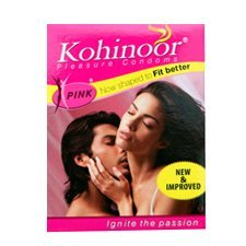 Kh Pink Anatomic Indian Size 3S Condom Multiple Pack (3S X 20 Pack)
