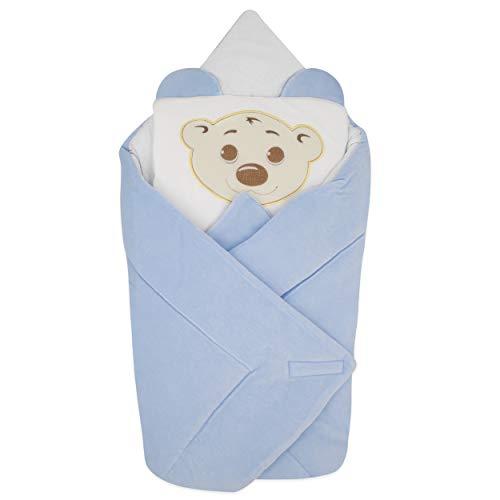 BlueberryShop manta terciopelo almohada Saco dormir