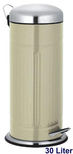 30 Liter Tret-Abfalleimer, 50er-Jahre Design