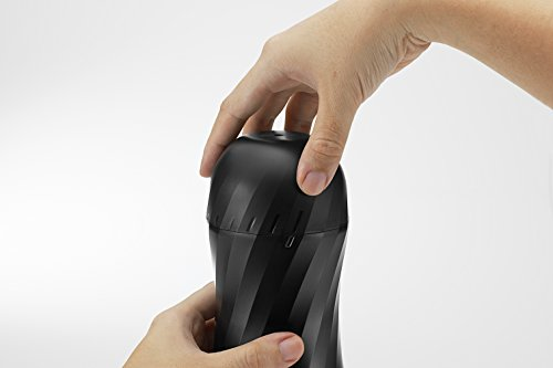 Tenga Air Tech Twist wiederverwendbarer Masturbator Ripple, 16 cm - 6