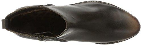 Bugatti 411338301500, Stivali Donna Verde (Dark Green)
