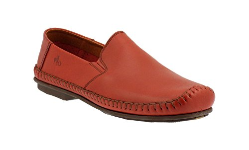Mocassins Dingo 612 - 9 coloris Rouge