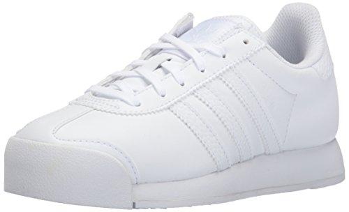 Adidas Samoa J Bambini US 6 Bianco Scarpe ginnastica