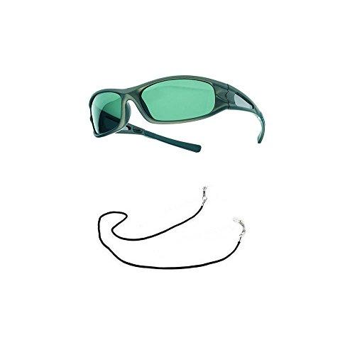 Balzer Polavision Polbrille Rio mit Brillenband zum Umhängen im Set für Angler