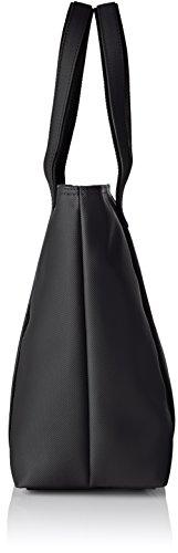 Lacoste NF2043WM, Sac Bandouliere Femmes, 29 x 14 x 30 cm Black