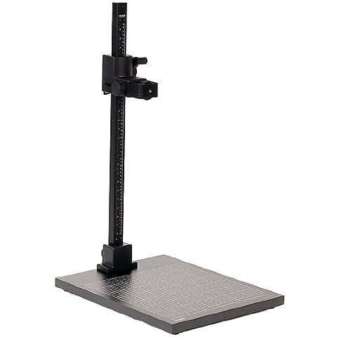 Kaiser Fototechnik RS 2 XA Copylizer - Mesa de reproducción (Base en color gris), negro