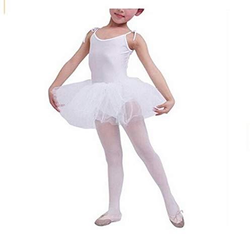 PICCOLI MONELLI Bailarina balletina Blanca niña Cuerpo