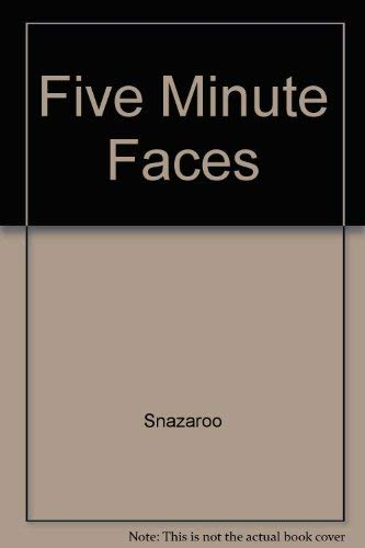 FIVE MINUTE FACES - Make-up-snazaroo